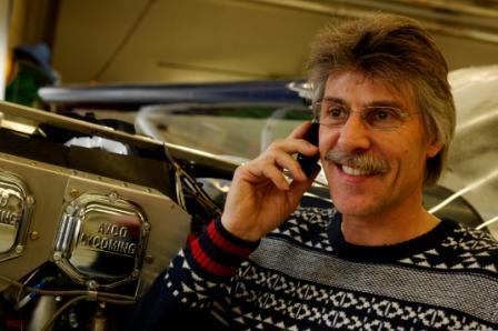 Jörg Cantieni - Inhaber und Betriebsleiter Skyparts GmbH