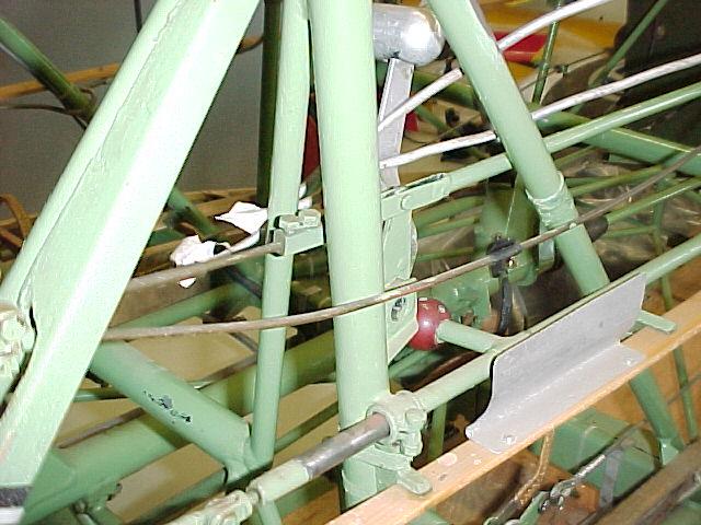 Restauration von Bücker Bü 131 HB-UVG, HB-UTN