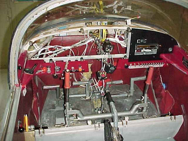 Umbau JOB 15 HB-ELD